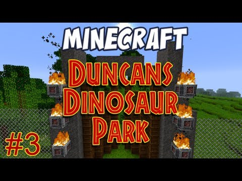 Duncan's Dinosaurs - Part 3 - Attack!