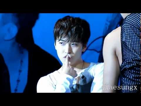 SJM Chengdu Fan Party, Sungmin Sexy version Gioymi player Close Up [Fan Cam] 130224
