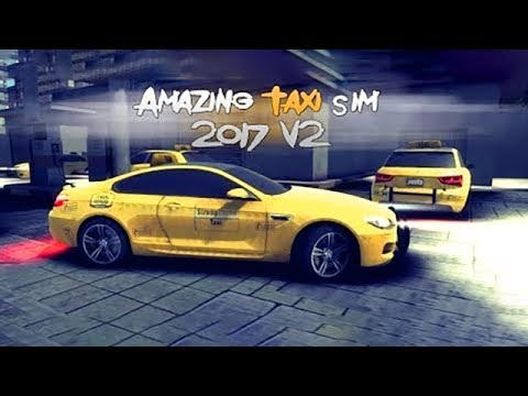 Amazing Taxi Sim 2017 V3 (by StrongUnion Games) Android Gameplay [HD]