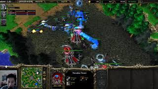 PCG123 (UD) vs 120 (HU/Random) - WarCraft 3 - WC####