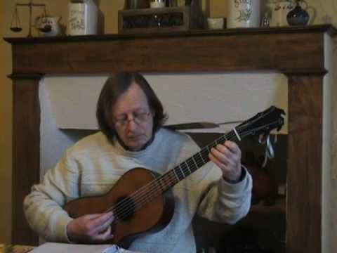 Ferdinando Carulli - Andante - Romantic Guitar