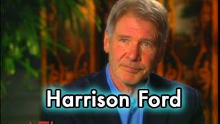 Harrison Ford on AMERICAN GRAFFITI