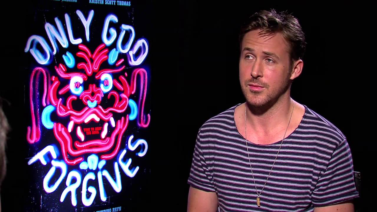 Only God Forgives Ryan Gosling Beat Up Ryan Gosling Interview - Only