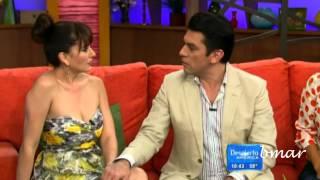 Jorge Salinas y Elizabeth Álvarez en Despierta America (completo)