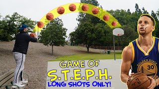 TRICK SHOT H.O.R.S.E. STEPH CURRY EDITION!