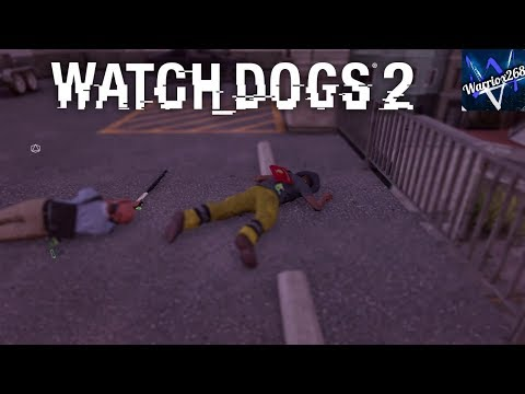 LE DERNIER FUNNY MOMENTS SUR WATCH DOGS 2 !