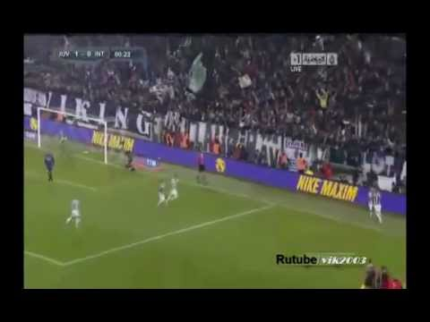 Juventus 1 vs 3 FC Internazionale