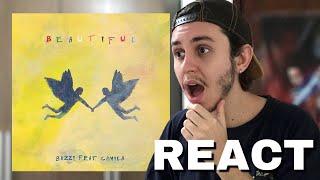 Download Lagu REACTION Bazzi - Beautiful ft. Camila Cabello Gratis STAFABAND