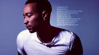 Download Lagu John Legend - All of Me 1 Hour Gratis STAFABAND