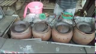Sorabi Oncom makanan Tradisional Sunda