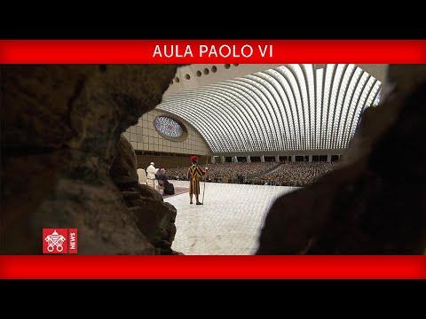 Papa Francesco - Udienza Generale 2018-11-28