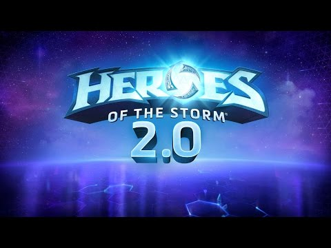 Heroes of the Storm – Progression 2.0 Spotlight