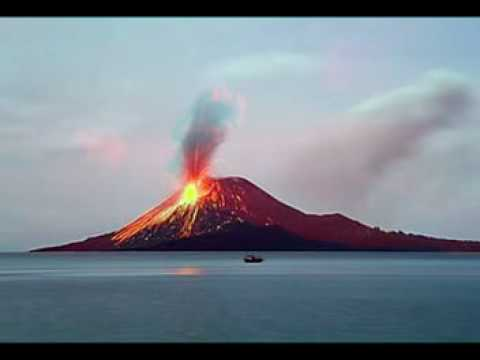Music of Mountain KRAKATOA By Dedy Suardi Indonesia on KN 2000