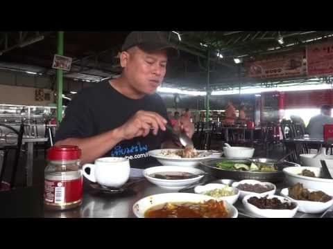 Myanmar local food กินสะใจอาหารพม่า