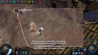 PoE 2.6.0j: Kinetic Blast - Full Chimera guide