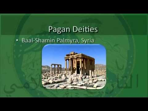 Islamic Civilization-Part03-Pre-Islamic Arabian Cultures