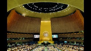 WATCH LIVE: United Nations General Assembly — Wednesday, Sept. 20, 2017