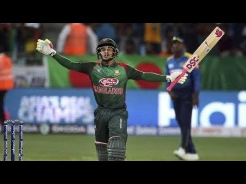 Ban Vs SL Asia Cup Highlights 2018 Match 1 | Bangladesh Vs Srilanka Highlights | Rahim Century