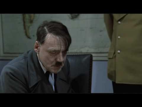Hitler rants...