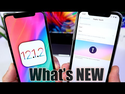 iOS 12.1.2 is OUT Everything You Need to Know | New FEATURES & CHANGES