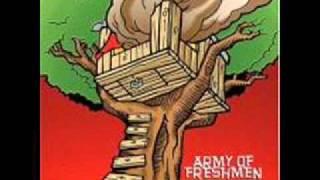 Watch Army Of Freshmen Paradise video