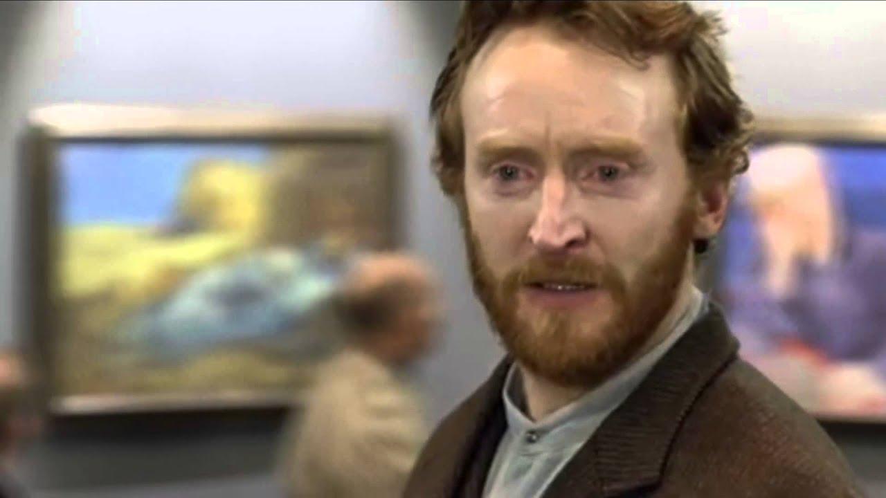 Vincent Van Gogh Doctor Who Vincent Van Gogh Bbc Doctor