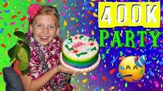 CAKE, SLIME & FUN! Alyssa's 400K Party Compilation