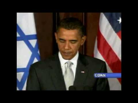 Pres. Obama, UN, Palestine and Israel
