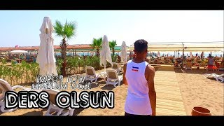 ImPos Low & Mazlum Dğn - [ Ders Olsun ]  (Official Video Klip 4K HD ) 2018
