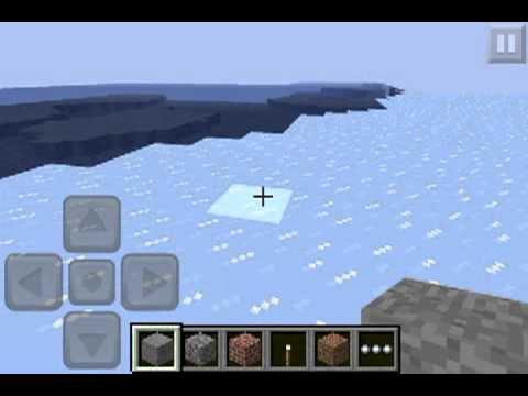 Minecraft pe: Super flat seed