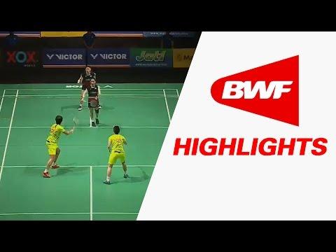 Victor Far East Malaysia Masters 2016   Badminton F – Highlights