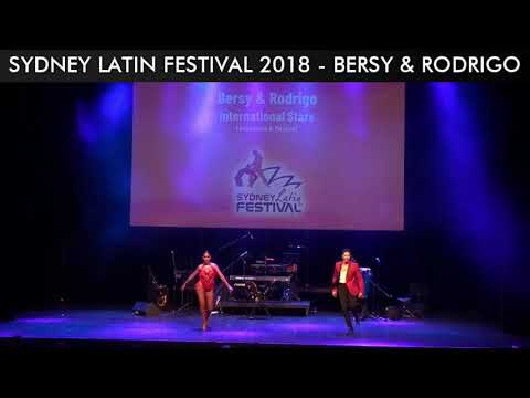 SYDNEY LATIN FESTIVAL 2018 - BERSY & RODRIGO