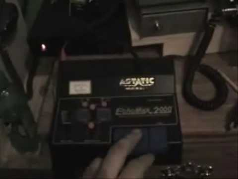 astatic echomax 2000 desk microphone
