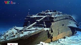 Tàu Titanic 100 năm dưới đáy biển và sự thật kinh h.oàng được phát hiện.