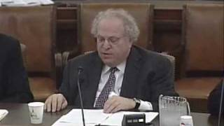 Jul 14 10 Hearing on Reinsurance, William Berkley Opening Statement