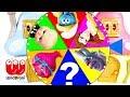 Surprise Smurfs Lost Village Visit! Spin The Wheel Game - Winner Gets The Toys! ⭐ Ellie Sparkles Jr.