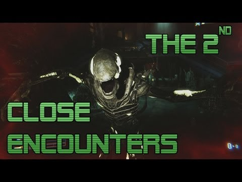 Aliens Colonial Marines: Close Encounters of the 2nd Kind