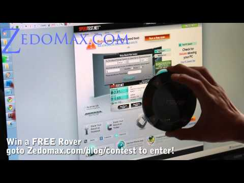 Rover Puck Review - 4G Mifi Mobile Hotspot!