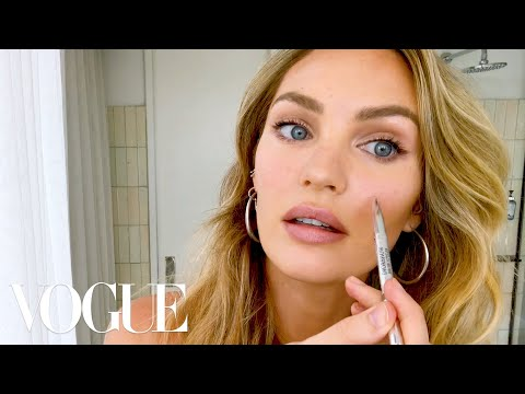 Candice Swanepoel's 10-Minute Guide to