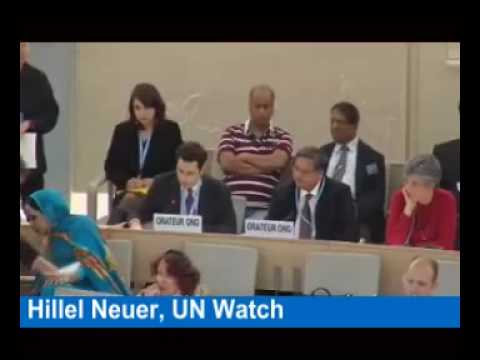 United Nations Council - Satan's U.N. Council