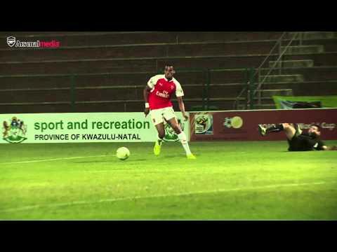 Arsenal under-19s win in Durban | Best goals