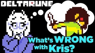 Diagnosing Deltarune! Kris is NOT Evil! | The SCIENCE... of Deltarune