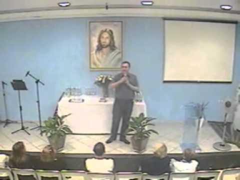 Palestra- Grupo Espírita Esperança - Ivan da Cunha- 24 de Julho de 2013
