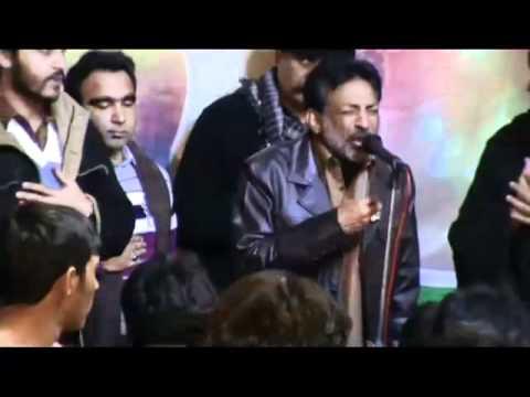 Hassan Sadiq Noha Part 2 (shab Baidari 2012 Anjuman Masoomia Wah Cantt) video