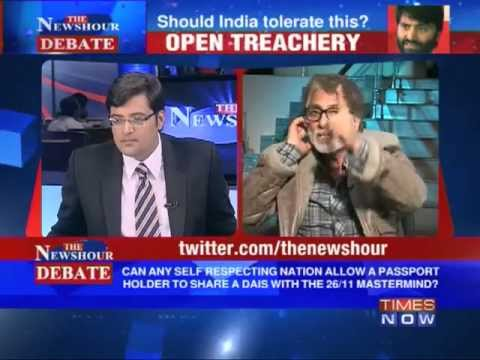 The Newshour Debate: Is it Open Treachery by Yasin Malik? (Part 3 of 4)
