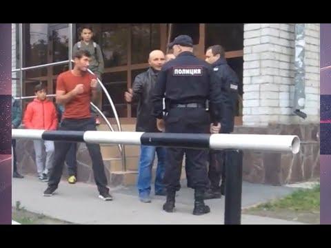 #47 Раз на раз с полицией, нарезка приколов, смешные видео, новые приколы Март 2018