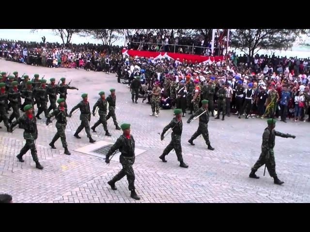 HUT TNI Ke 70 Defile Pasukan dan Alutsista (Unformal) thumbnail