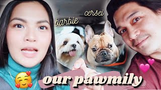 [VLOG #5] A GLIMPSE OF OUR PET PARENTHOOD!! • Joselle Alandy