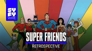 Super Friends: The Greatest Team Ever? (A Look Back) | SYFY WIRE