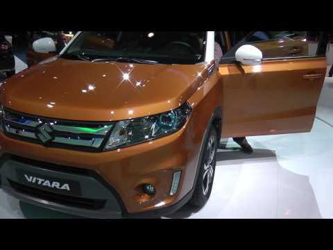 Suzuki Vitara 2014 | Salone di Parigi 2014. HDmotori.it